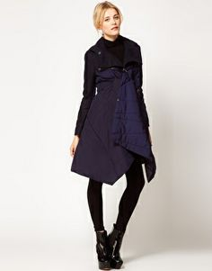 Enlarge Marithe Francois Girbaud Kouet Coat