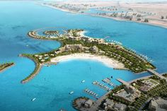 Al Marjan Island Dubai, Ras Al Khaimah, Hotels, Strand, City Photo, Golf Courses, River, Places, Outdoor