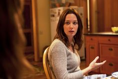 """""""Your Sister's Sister"""" movie still, 2011.  Emily Blunt as Iris."""