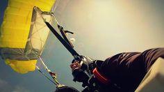 Tandem-Fallschirmspringen Tandemmichl