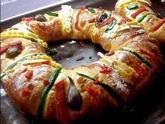 Deliciosa Rosca de Reyes