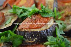 Bon Appétit ! Les aubergines se marient parfaitement avec la salade ;-)