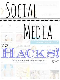 Quick and easy ways to boost and increase your social media presence