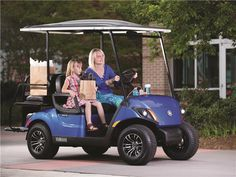 Personal The Drive 2 - Personal Transportation Vehicles - Yamaha Golf Car Yamaha Golf Carts