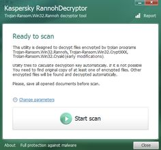 Kaspersky's RannohDecryptor adds more power - Ransomware battle