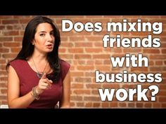 Competition in Business: Does Mixing Business With Friends Work?  http://marieforleo.com/2011/10/mixing-business-and-friends/  Can you combine your business with friends? Will that work? Here's my answer to that! Sign up here (it's FREE!): www.marieforleo.com