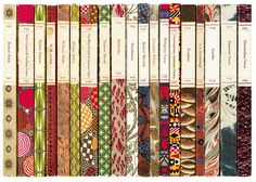 never gets old...i could stare at these penguin books all day long.