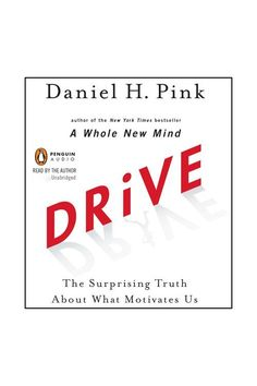 drive the surprising truth about what motivates us audiobook