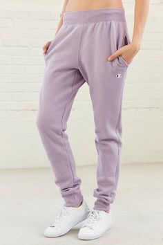 Slide View: 2: Champion + UO Reverse Weave Jogger Pant