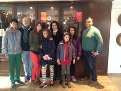 21/03/15 Visita en puertas abiertas de amigos procedentes de Granada, Motril, Jaén , Murcia y Madrid! :D