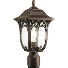 newbury collection 21 1 2 high outdoor post light style k0842