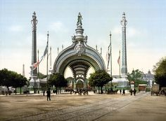 paris 1900 - Buscar con Google