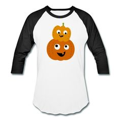 Pumpkins BB - Baseball T-Shirt