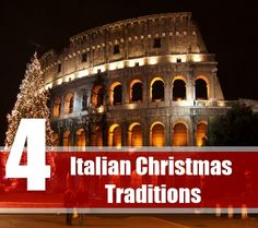 4 Italian Christmas Traditions