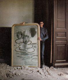 Yves Saint Laurent Vogue US - November 1980