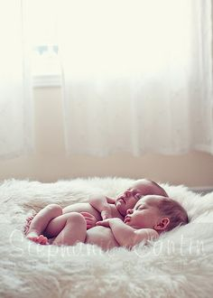 Twins! Baby ideas! Lighting