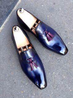 Caulaincourt shoes - Cassandre Napoléon -