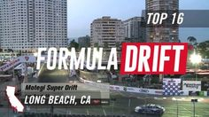 Superdrift Long Beach Friday: Top 16 to Finals – Network A: Source: Skate Dreams