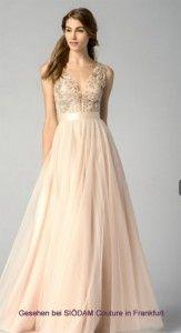 Abendkleider aus Amerika- das Label Watters Modell Sophia