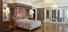 Luxury Master Bedrooms in Mansions | Luxury Mansions Master Bedrooms…