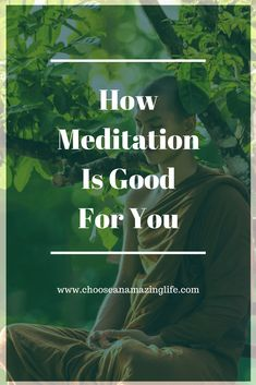 """For most of my life I thought that meditation was """"weird"""" and meant for a different kind of person. However, after feeling so stressed out that I was having anxiety attacks, I knew something in my life needed to change. That led me to mindfulness, which b What Is Meditation, Meditation Benefits, Daily Meditation, Mindfulness Meditation, Walking Meditation, Meditation Practices, Meditation For Beginners, Meditation Techniques, Happy With My Life"""