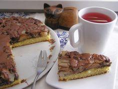 výborný ovocný koláč...