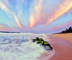 Pastel Ocean