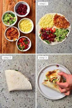 Viral Tortilla Hack (20 Global Filling Ideas Low-carb Options!) Healthy Low Carb Recipes, Healthy Meal Prep, Healthy Eating, Carne Asada, Healthy Tortilla Wraps, Vegan Rice Paper Rolls, Gluten Free Wraps, Low Carb Wraps, Breakfast Wraps