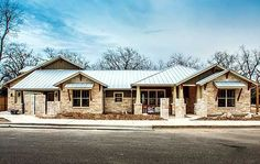Plan W64005bb Luxury Hill Country Premium Collection Craftsman Exclusive Photo Texas House Plansnew