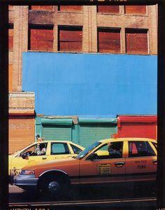 © Johan Van Der Keuken (New York, 1997)