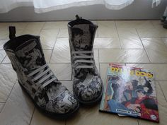 Scarpe: io adoro Dylan Dog!!! :)