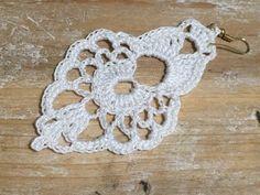 ONE Crochet Earrings Pattern, Crochet Earring Pattern, PDF File – Crochet Wedding Earrings – PDF, easy pattern for beginners Crochet Jewelry Patterns, Crochet Earrings Pattern, Crochet Flower Patterns, Crochet Patterns For Beginners, Crochet Accessories, Doily Patterns, Dress Patterns, Crochet Paisley, Crochet Motif