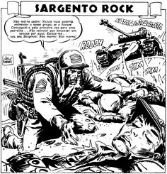 Sargento Rock, de Joe Kubert