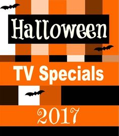 Wondering when your favorite Halloween TV specials are going to air for 2017? Here is a complete line of up movies and TV shows for this year!