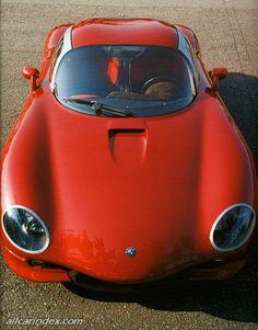 OSCA Dromos 2500 GT