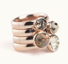 Melano Twisted // i was introduced to this very versatile range of rings. Modern Jewelry, Jewelry Art, Gold Jewelry, Jewelry Rings, Jewelry Watches, Jewelry Accessories, Jewelry Design, Fashion Rings, Fashion Jewelry