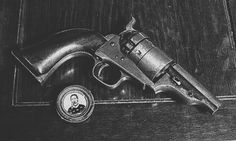 A while back, I posted the Uberti Richard-Mason conversion recover. I want one so that I can make this, a revolver like Dallas Stoudenmire's famous 1860 Army conversion. I plan on getting the full length 8 inch barrel, my favorite length, and then buy a spare barrel, have that cut down, and then be able to swap barrels when I want to. Cool cool gun.