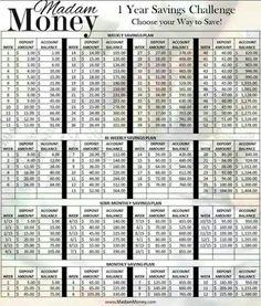 Money savings plan                                                                                                                                                                                 More