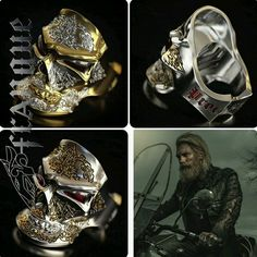 New #skull ring/Новое кольцо #jewelryformen #men #jewelry #ring #кольца #украшения #silver #серебро #мужские #длямужчин #frangue #brutal #брутал #бородач #bears #beards #beardlife #золотой #золото #gold #гранат #garnet #chopper #байкер #grin #biker #leather #кожа #FRANGUEbyZvereV