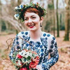 Stylish, short hair is such an on trend look, but it can sometimes feel like you're limited when it comes to choosing a wedding hairstyle. We can assure you that this is definitely not the  ...