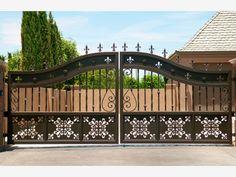 Estate Gates - Home and Garden Design Ideas