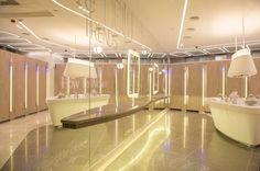 Hysan Restroom Make Up Area