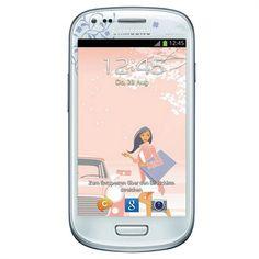 Samsung Galaxy S3 Mini I8190 LaFleur Samsung Galaxy S3, Galaxy Phone, Smartphone, Android 4, Computer, Mini, Display, Iphone, Tablet Computer