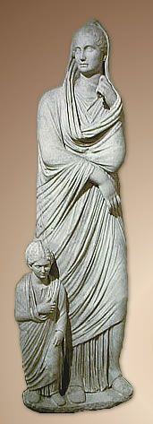 Aurelia Cotta - The mother of Julius Caesar ... [ita] http://www.romeandart.eu/it/arte-aurelia-cotta.html