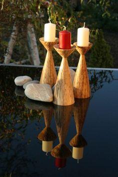 Drechslerei HörHOLZ - Kerzenständer