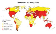 The nations that will be hardest hit by water shortages by 2040: bit.ly/1hwjrNC pic.twitter.com/ZpioyHapTy