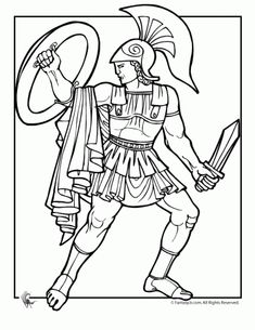 greek myths achilles Ancient Greek Gods and Greek Heroes Coloring Pages Make your world more colorful with free printable coloring pages from italks. Our free coloring pages for adults and kids. Greek Mythology Gods, Greek Gods And Goddesses, Ancient Greek Art, Ancient Greece, Free Coloring Pages, Coloring Books, Coloring Sheets, Printable Coloring, Colouring