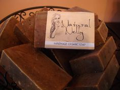 Organic Vanilla All Natural Vegan Bar Soaps