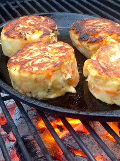 Greg's World on a Plate: Potato Cakes