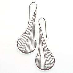 Dichotomous Earrings now featured on Fab.